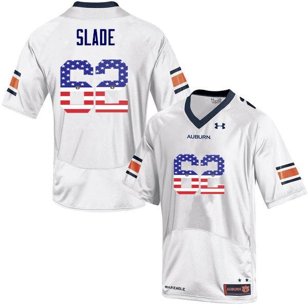 the best attitude b5c54 d118f Chad Slade Jersey : Auburn Tigers College Football Jerseys ...