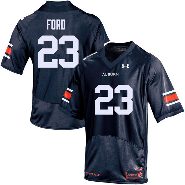 Men Auburn Tigers #23 Rudy Ford College Football Jerseys Sale-Navy